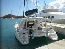 Preowned Sail Catamarans for Sale 2009 Leopard 40 Additional Information