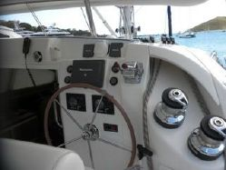 Used Sail Catamaran for Sale 2009 Leopard 40 Electrical, Power & Plumbing
