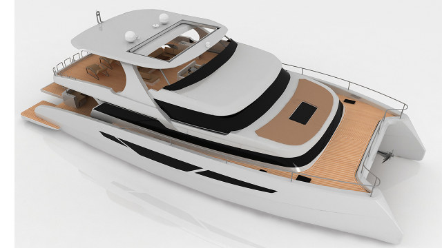 New Power Catamarans for Sale 2015 FlashCat 75 Boat Highlights