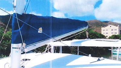 Preowned Sail Catamarans for Sale 2008 Lagoon 420 Sails & Rigging