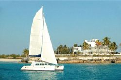 Preowned Sail Catamarans for Sale 2007 Lagoon 440 Boat Highlights