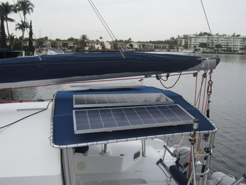 Used Sail Catamaran for Sale 2007 Mahe 36 Boat Highlights