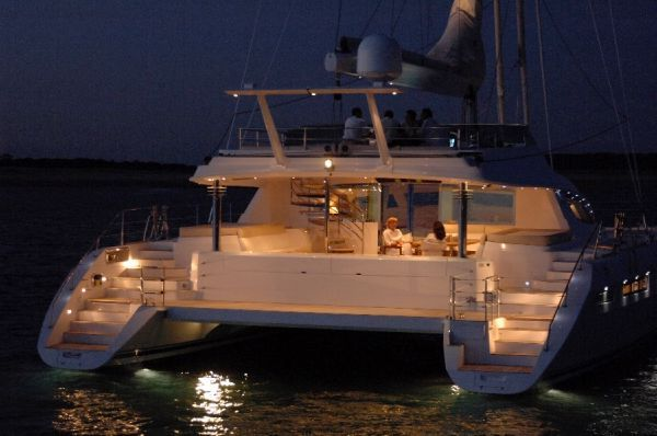Preowned Sail Catamarans for Sale 2006 Privilege 74 Boat Highlights