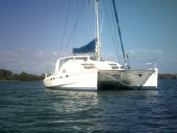 Preowned Sail Catamarans for Sale 2002 Leopard 42 Boat Highlights