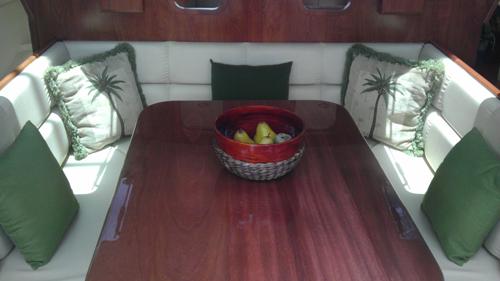 New Sail Catamarans for Sale 2012 Gemini 105Mc Layout & Accommodations