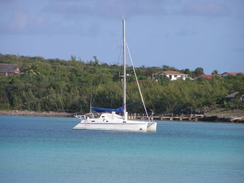 Preowned Sail Catamarans for Sale 1998 Catana 411 Boat Highlights