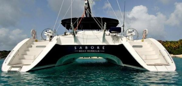 Preowned Sail Catamarans for Sale 2002 Privilege 58 Boat Highlights