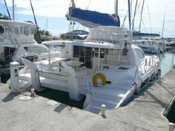 Used Sail Catamaran for Sale 2009 Leopard 46  Boat Highlights