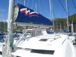 Used Sail Catamaran for Sale 2009 Leopard 46  Sails & Rigging