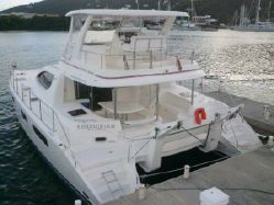 Preowned Power Catamarans for Sale 2008 Leopard 47 Boat Highlights