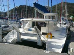 Used Sail Catamaran for Sale 2007 Leopard 46  Boat Highlights