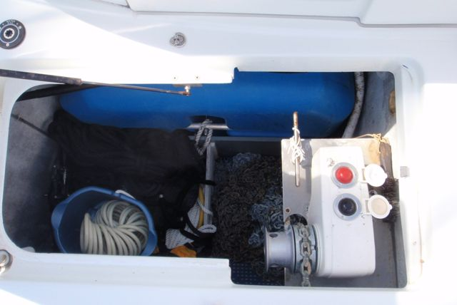 Preowned Sail Catamarans for Sale 2005 Lagoon 380 S2 Electrical, Power & Plumbing