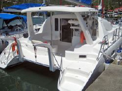 Preowned Sail Catamarans for Sale 2008 Leopard 40 Boat Highlights