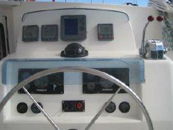 Used Sail Catamaran for Sale 2008 Leopard 43  Electronics & Navigation