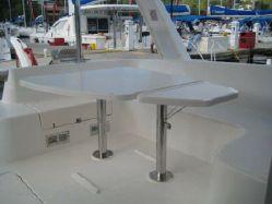 Used Sail Catamaran for Sale 2008 Leopard 43  Deck & Equipment