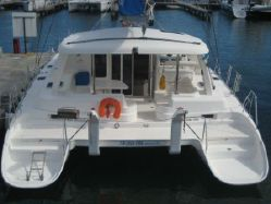 Used Sail Catamaran for Sale 2008 Leopard 43  Boat Highlights