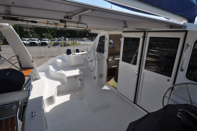 Used sail catamaran for sale: 2005 SEAWIND CATAMARANS Seawind 1160