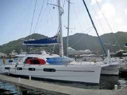Preowned Sail Catamarans for Sale 2002 Leopard 62 Boat Highlights
