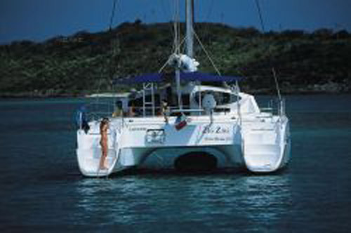 Preowned Sail Catamarans for Sale 2006 Belize 43 Boat Highlights