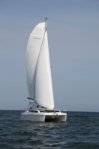 New Sail Catamarans for Sale 2013 Legacy 35 Additional Information