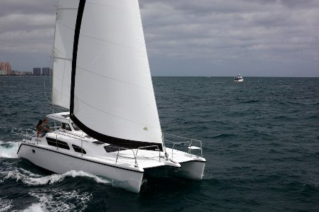 Preowned Sail Catamarans for Sale 2012 Gemini 105Mc Additional Information