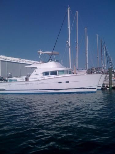 Preowned Power Catamarans for Sale 2004 Lagoon 43 Additional Information