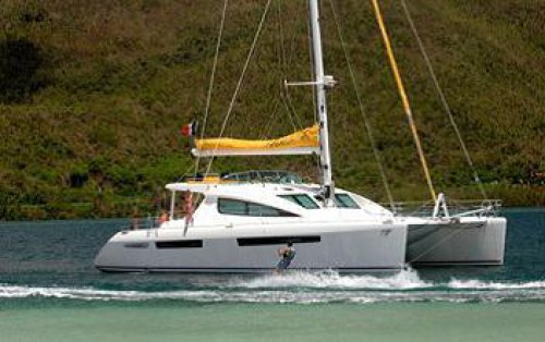 Used Sail Catamaran for Sale 2007 Privilege 615 Boat Highlights