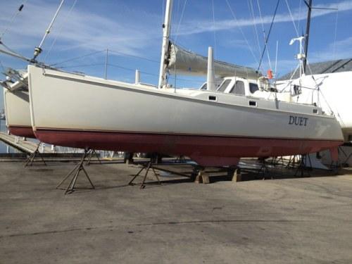 Preowned Sail Catamarans for Sale 1999 Atlantic 42 Boat Highlights
