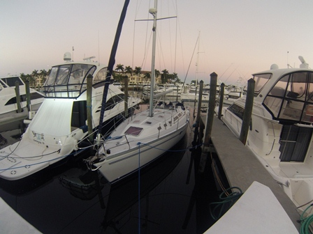 Used Sail Monohull for Sale 2006 Catalina 400mkII Boat Highlights