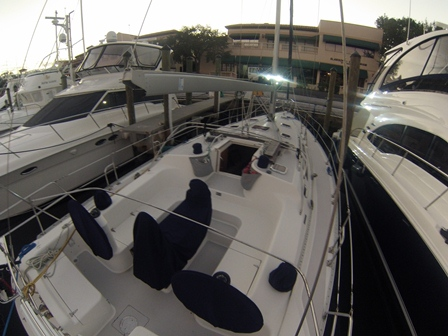 Used Sail Monohull for Sale 2006 Catalina 400mkII Deck & Equipment