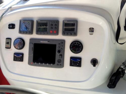 Used Sail Catamaran for Sale 2007 Broadblue 415 Electronics & Navigation