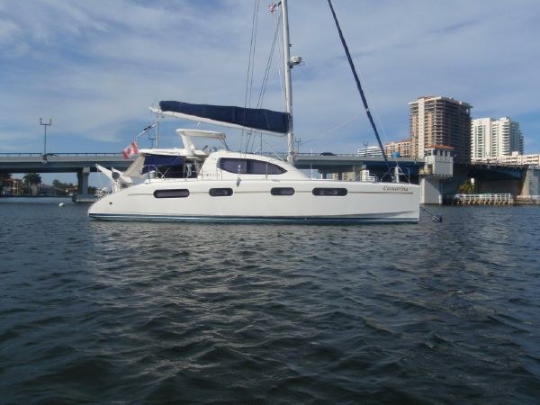 Used Sail Catamaran for Sale 2009 Leopard 46  Additional Information