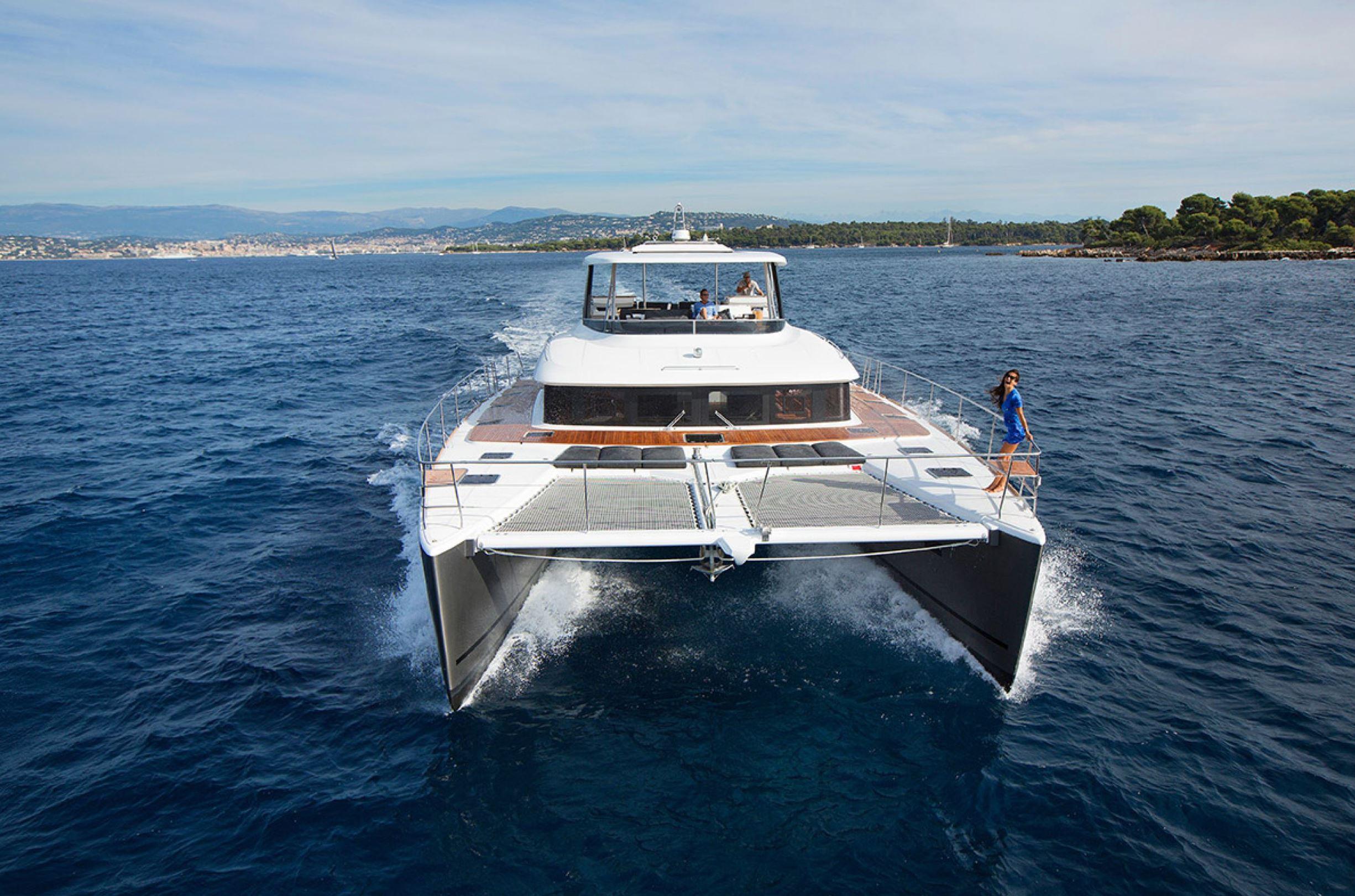 New Power Catamaran for Sale  Lagoon 630MY Boat Highlights