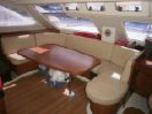 Preowned Sail Catamarans for Sale 2010 Leopard 46  Layout & Accommodations