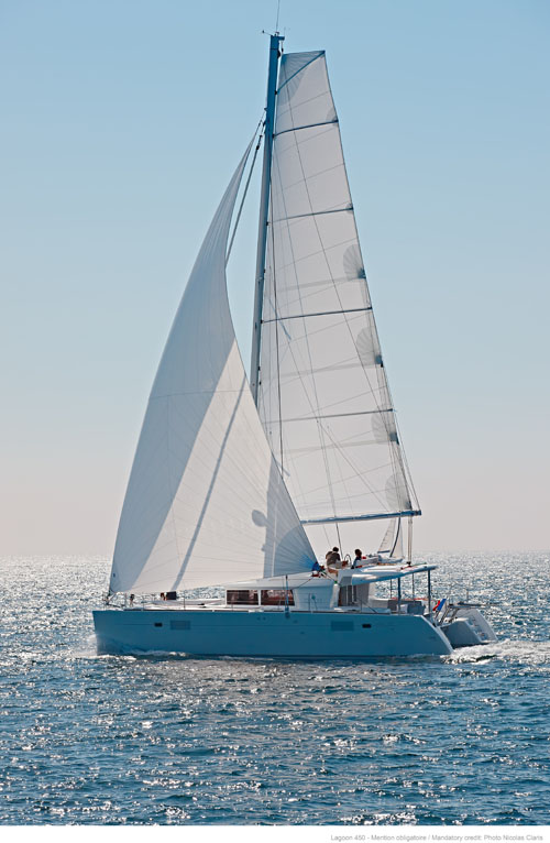 New Sail Catamaran for Sale 2013 Lagoon 450 Additional Information