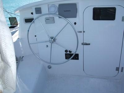 Preowned Sail Catamarans for Sale 1986 Trimaran Deck & Equipment