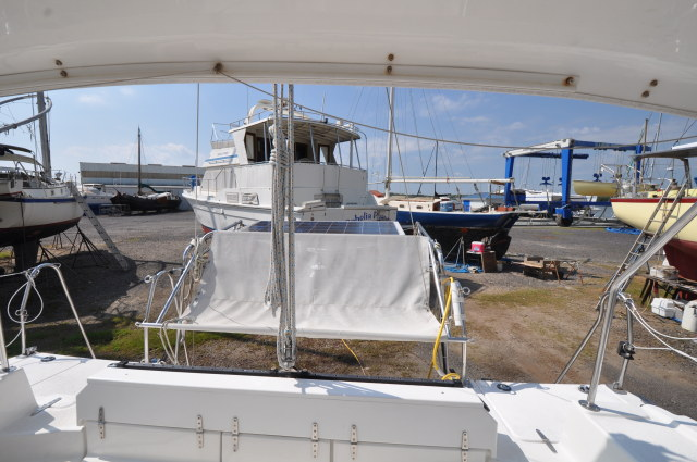 Preowned Sail Catamarans for Sale 2005 Gemini 105Mc Deck & Equipment