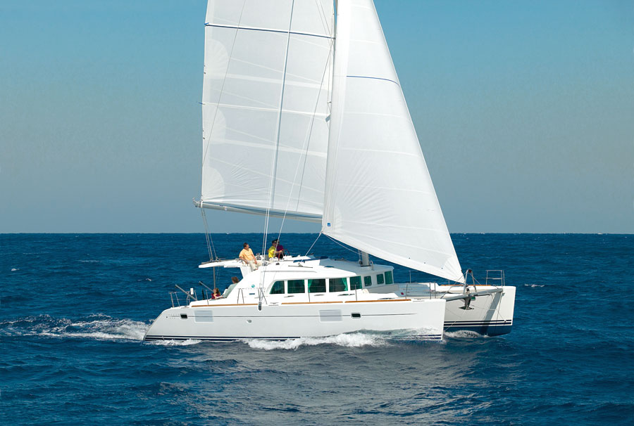 Used Sail Catamaran for Sale 2006 Lagoon 440 Boat Highlights