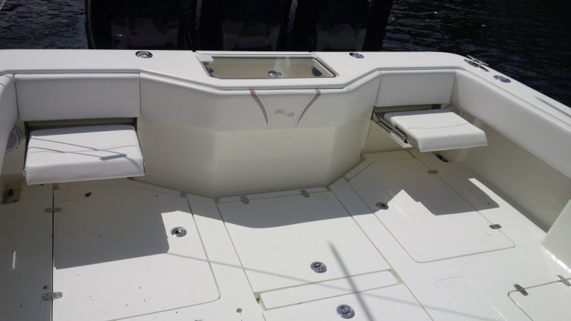 Used Power Monohull for Sale 2010 Sea Vee 390 Additional Information