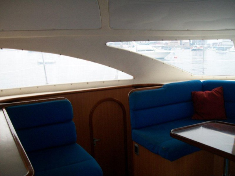 Preowned Sail Catamarans for Sale 2007 Kelsall KSS 46 Layout & Accommodations