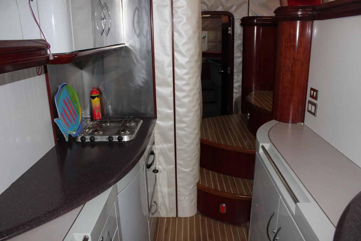 Preowned Sail Catamarans for Sale 1999 Prout 46 Galley