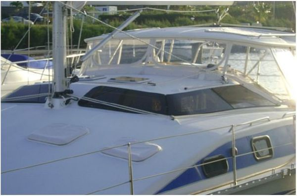 Preowned Sail Catamarans for Sale 2005 Capella Express  Boat Highlights