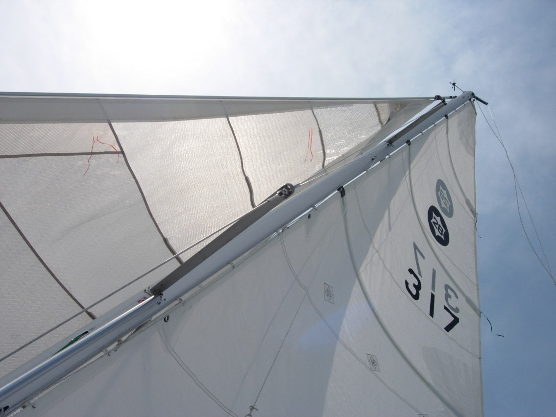 Used Sail Trimaran for Sale 2005 Telstar 28  Sails & Rigging