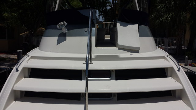 Preowned Power Catamarans for Sale 2013 Aquila 38 Boat Highlights