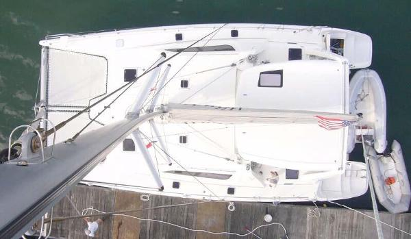 Preowned Sail Catamarans for Sale 2003 Leopard 47 Boat Highlights