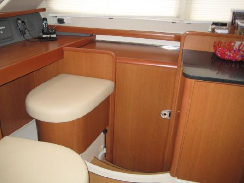 Preowned Sail Catamarans for Sale 2009 Leopard 46 Owners Version  Electronics & Navigation