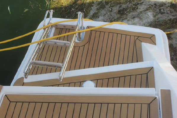 Preowned Sail Catamarans for Sale 2013 Leopard 48 Deck & Equipment