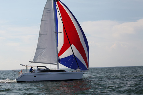 New Sail Catamarans for Sale 2014 Legacy 35 Additional Information