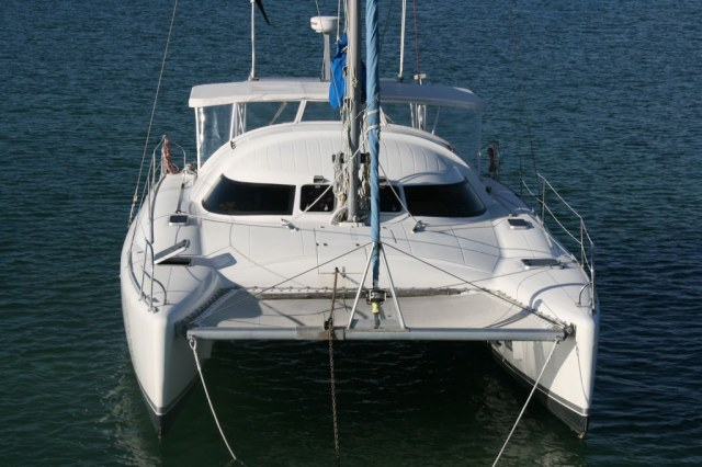 Preowned Sail Catamarans for Sale 1991 Antiqua 37 Boat Highlights