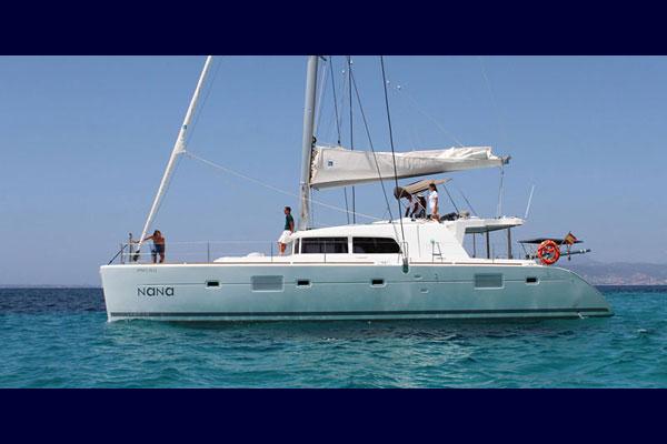 Preowned Sail Catamarans for Sale 2012 Lagoon 500 Boat Highlights